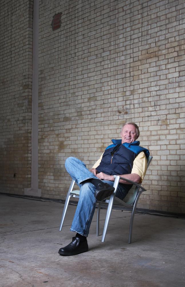 James O Jenkins Portraits Chris Tarrant Chris Tarrant - The Sunday Times Magazine