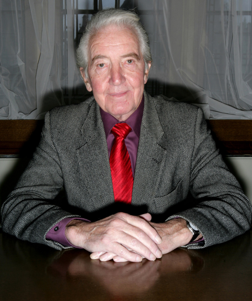 James O Jenkins Portraits DennisSkinner 'The Beast of Bolsover'. Dennis Skinner MP