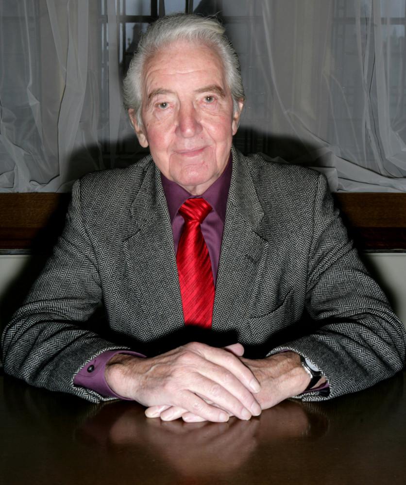James O Jenkins Portraits DennisSkinner 'The Beast of Bolsover'. Dennis Skinner MP