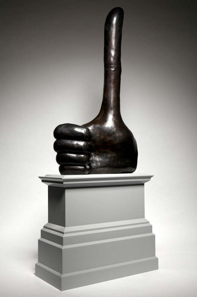 James O Jenkins The Fourth Plinth Fourth Plinth Commission David Shrigley