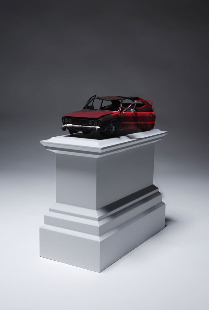 James O Jenkins The Fourth Plinth JeremyDeller Jeremy Deller