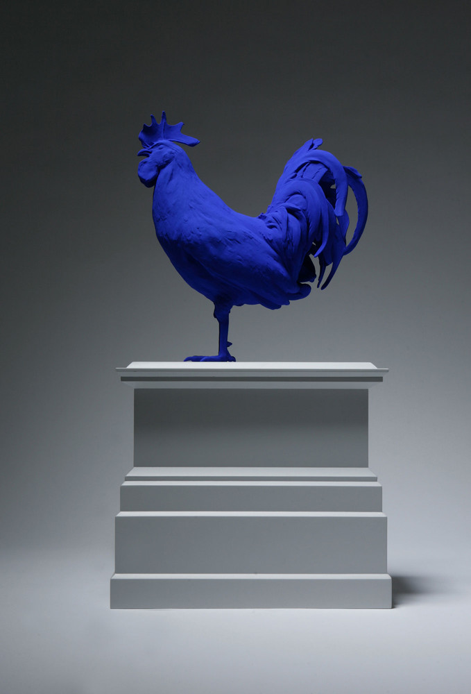 James O Jenkins The Fourth Plinth Katarina Fritsch Katarina Fritsch