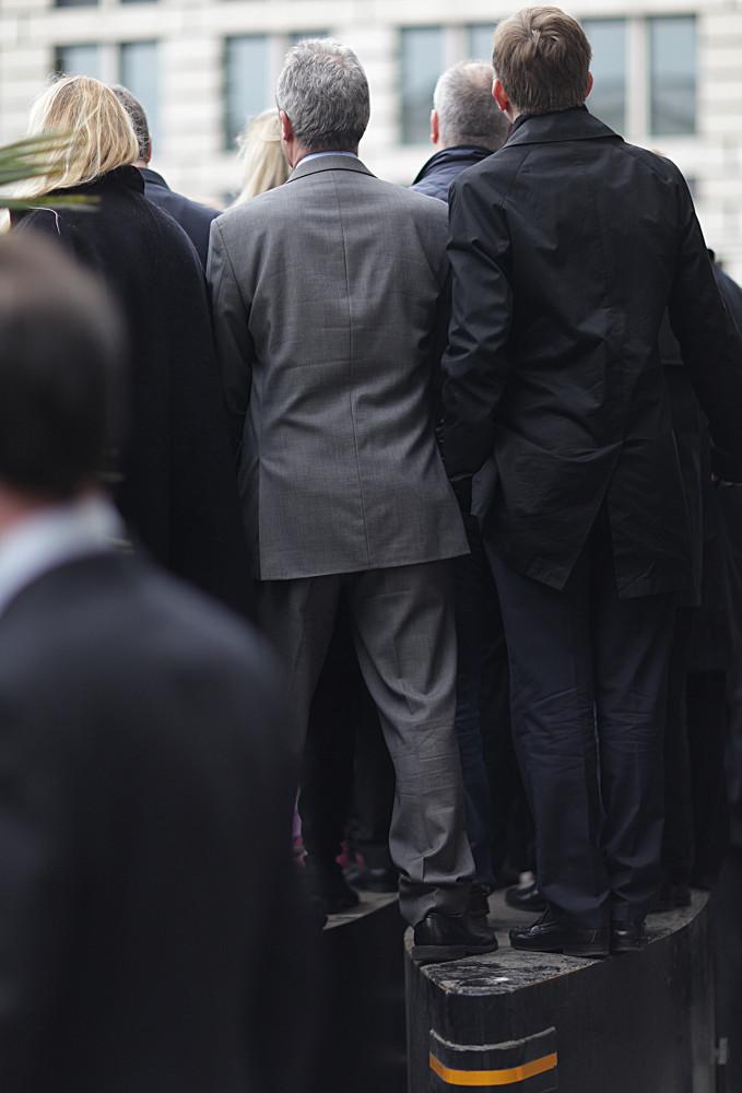 James O Jenkins Thatcher's Funeral IMG_8050