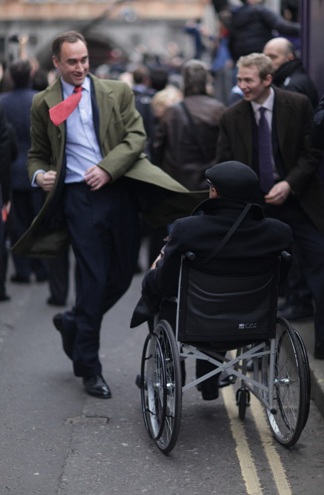 James O Jenkins Thatcher's Funeral IMG_8060