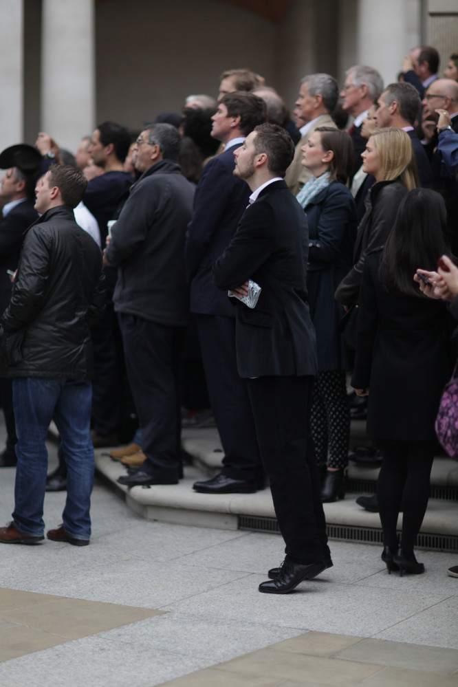 James O Jenkins Thatcher's Funeral IMG_8070