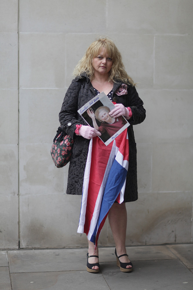 James O Jenkins Thatcher's Funeral IMG_8101