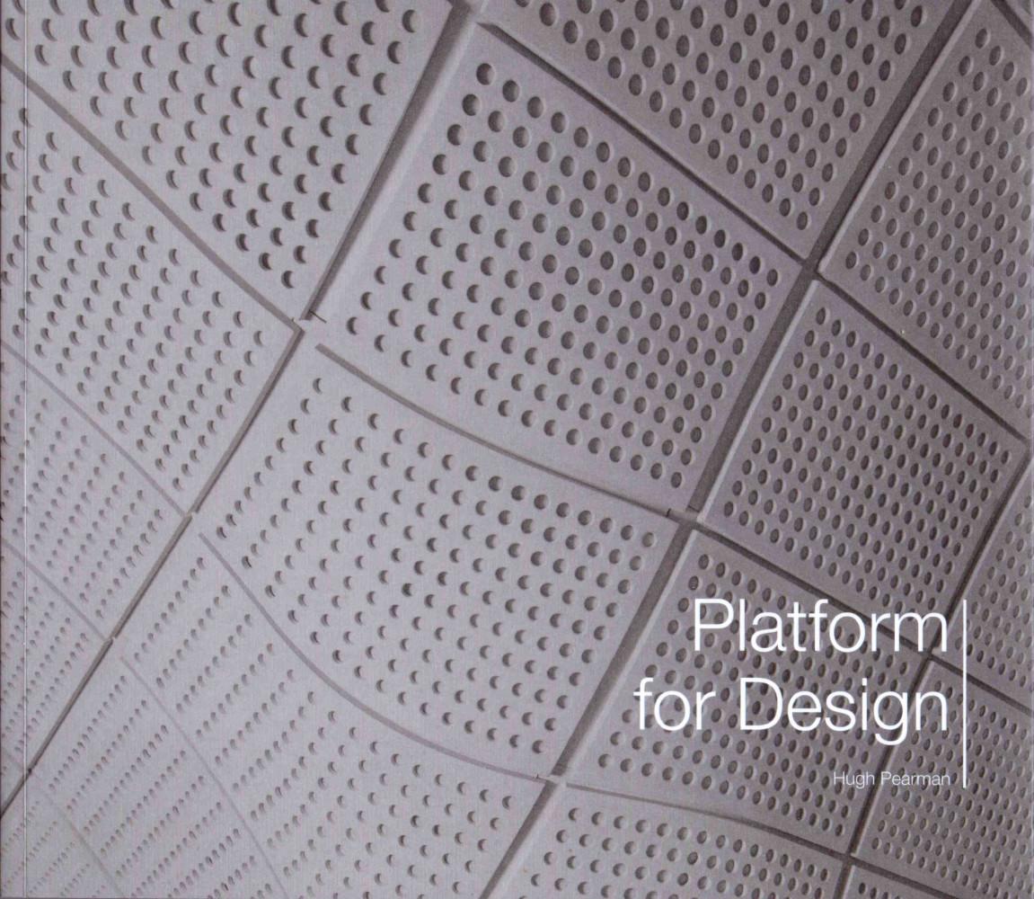James O Jenkins Work Cuttings 1 Platform for Design - Crossrail