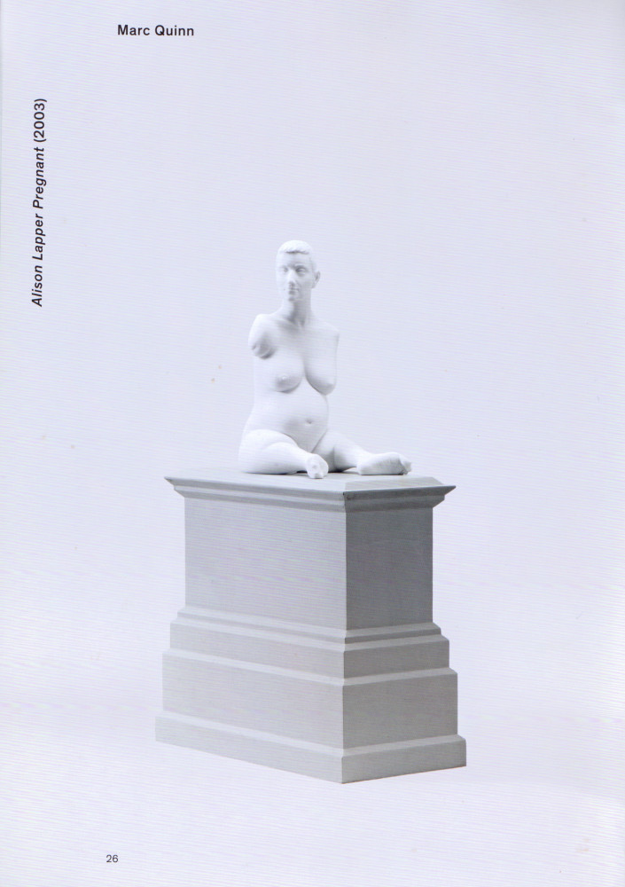 James O Jenkins Work Cuttings 15 Fourth Plinth