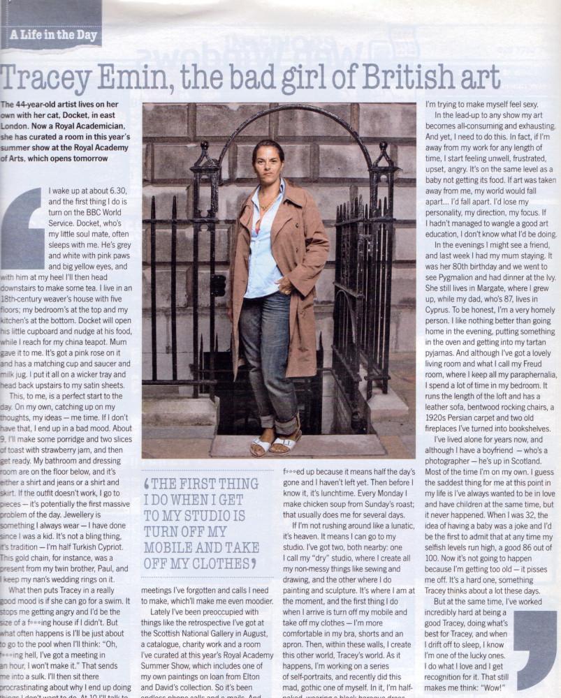 James O Jenkins Work Cuttings 17 The Sunday Times Magazine