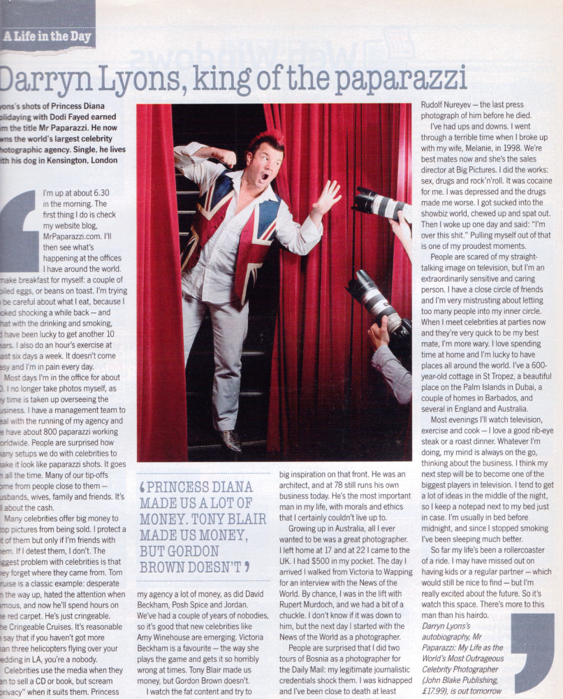 James O Jenkins Work Cuttings 18 The Sunday Times Magazine