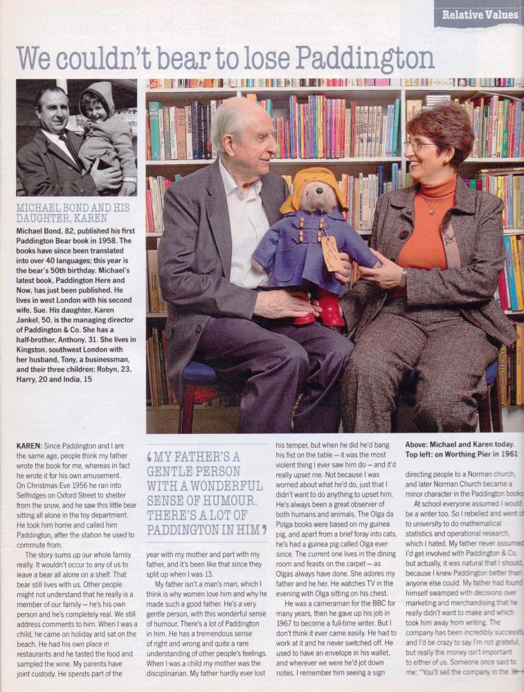 James O Jenkins Work Cuttings 19 The Sunday Times Magazine