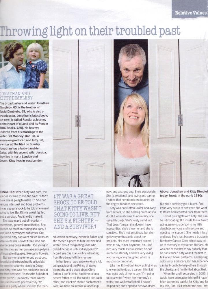 James O Jenkins Work Cuttings 22 The Sunday Times Magazine