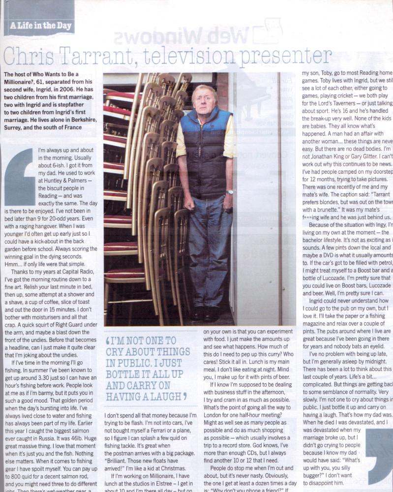 James O Jenkins Work Cuttings 23 The Sunday Times Magazine
