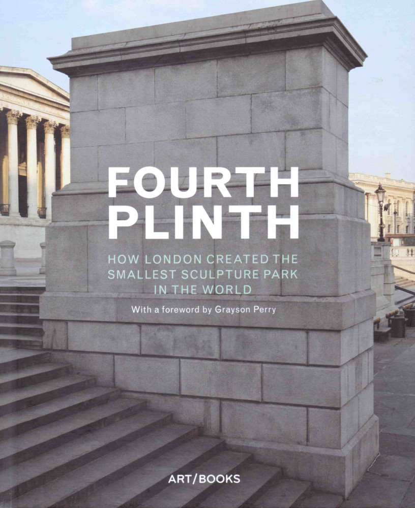 James O Jenkins Work Cuttings 7 Fourth Plinth (Art/Books)