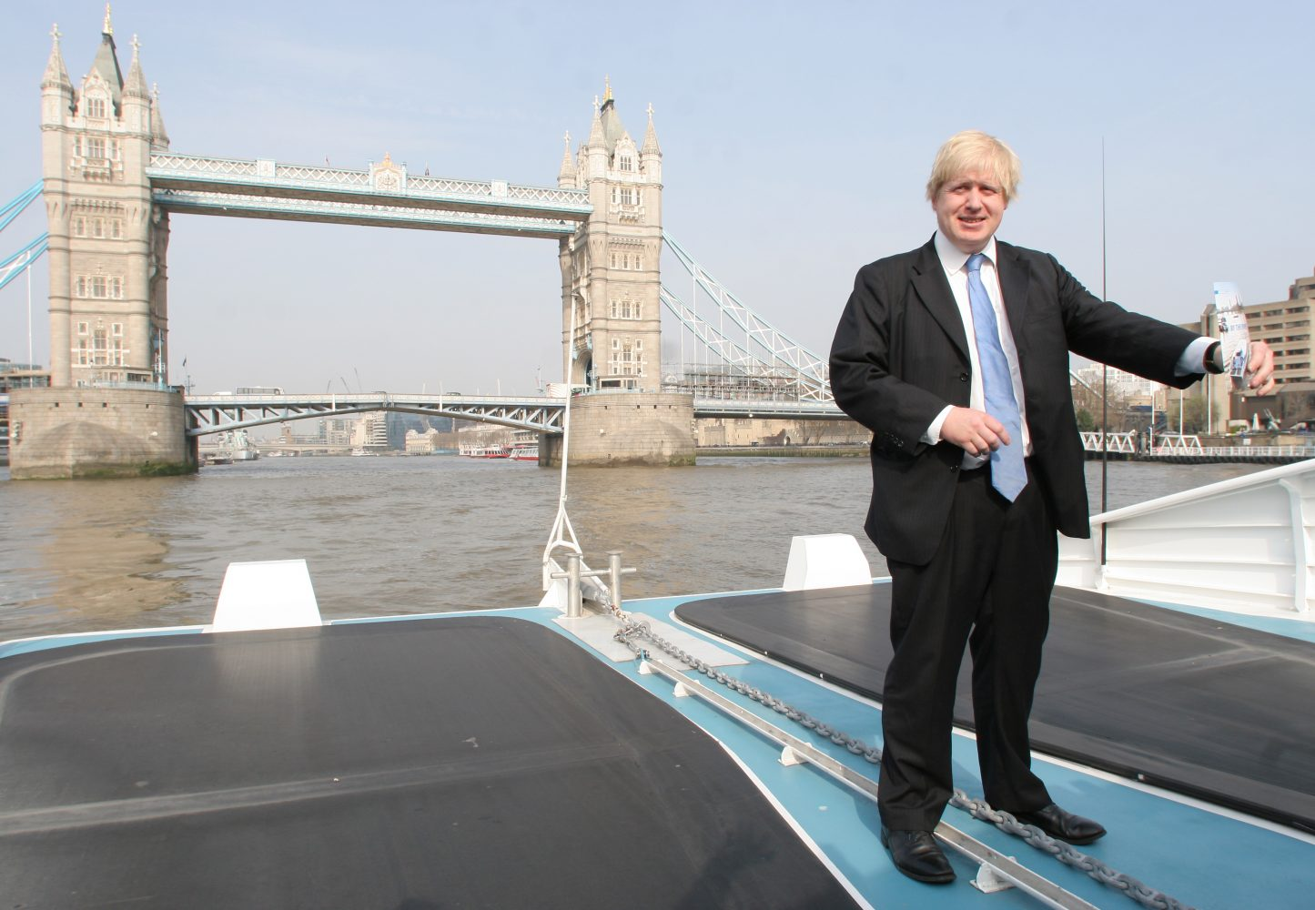 James O Jenkins Boris Johnson Boris Johnson, Mayor of London